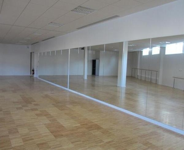 舞蹈室鏡子1